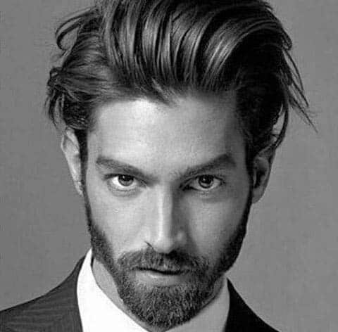 60 Medium Long Men's Hairstyles Masculine Lengthy Cuts