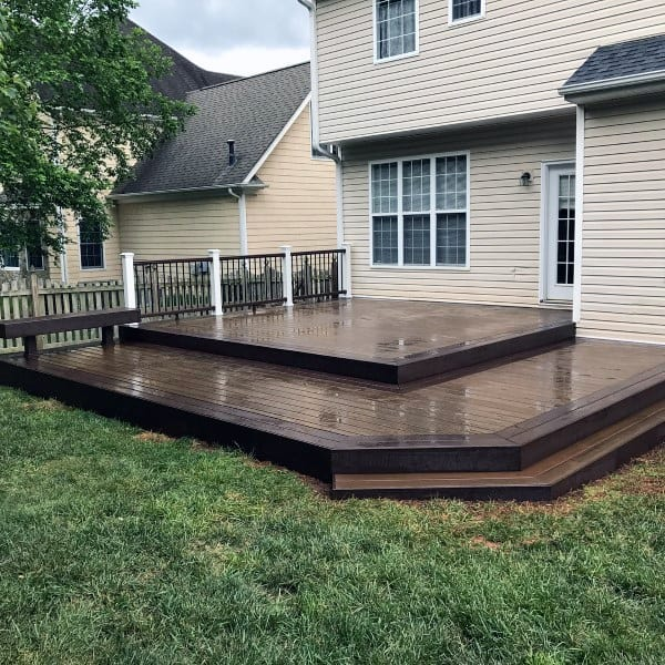 Top 60 Best Backyard Deck Ideas Wood And Composite Decking Designs