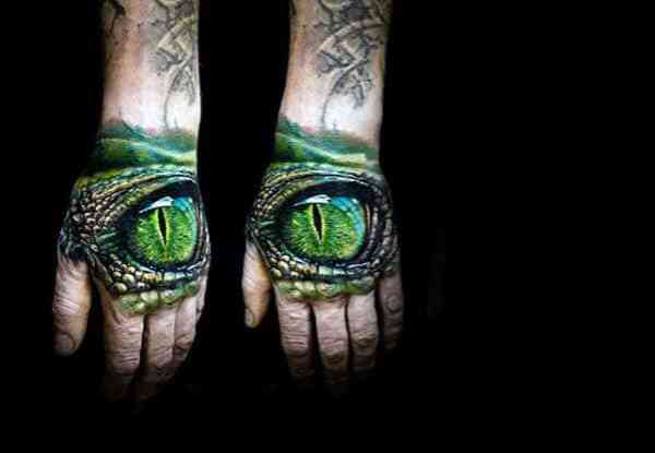 20 3d Dragon Tattoos Hand Ideas And Designs