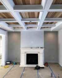 Top 50 Best Coffered Ceiling Ideas - Sunken Panel Designs