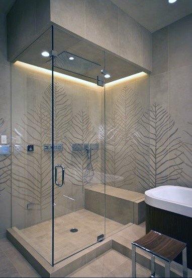 Top 50 Best Shower Lighting Ideas