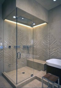 Top 50 Best Shower Lighting Ideas - Bathroom Illumination