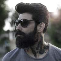 60 Awesome Beards For Men - Masculine Facial Hair Ideas
