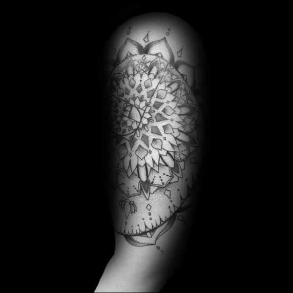 60 Fibonacci Tattoo Designs For Men  Spiral Ink Ideas