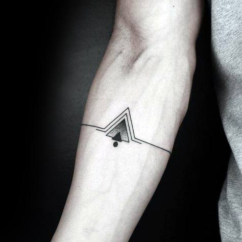 Cool Small Forearm Tattoos For Guys