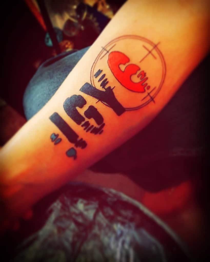 I Got Your 6 Tattoo : tattoo, Tattoo, Ideas, [2021, Inspiration, Guide]