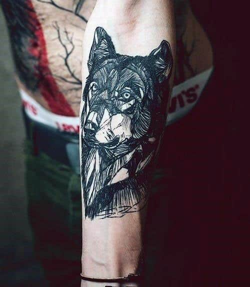 Best Tattoo For Men Forearm