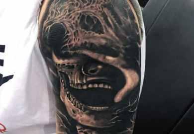 Mens Tattoo Designs Upper Arm Tattoos For Men