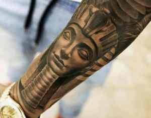 Egyptian Sleeve Tattoo Designs