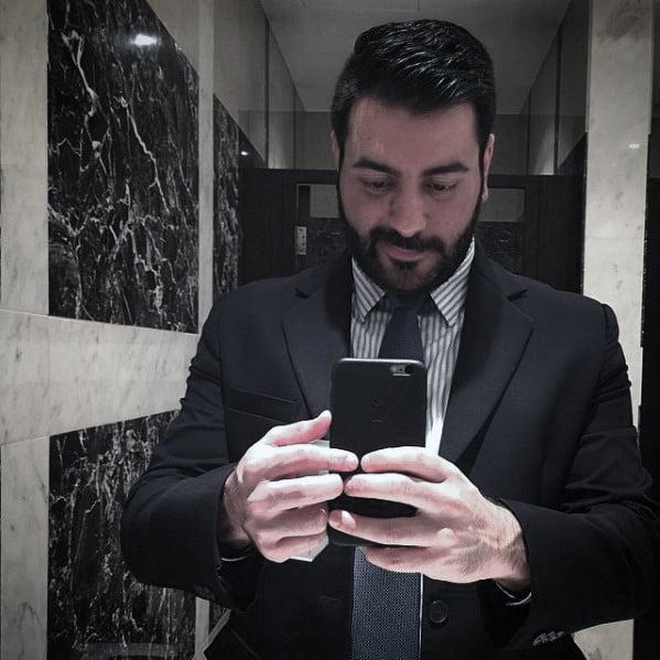 50 Classy Beard Styles For Men Sophisticated Facial Hair