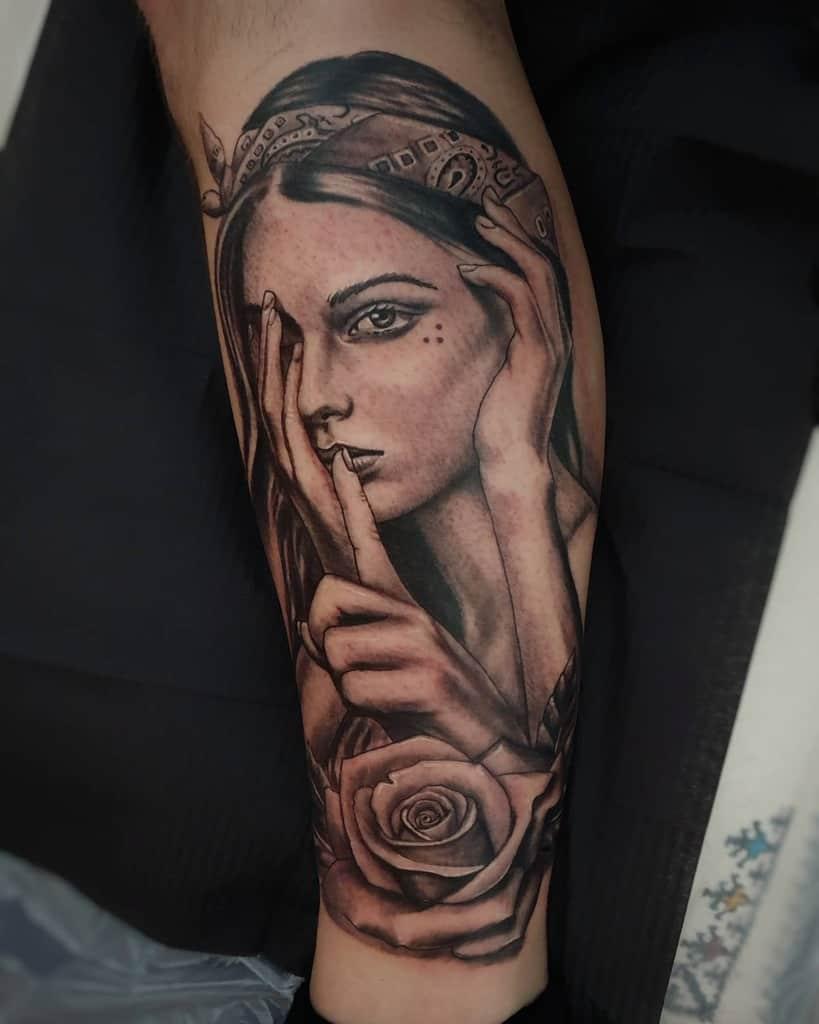 No Evil Tattoo : tattoo, Speak, Tattoo, Ideas