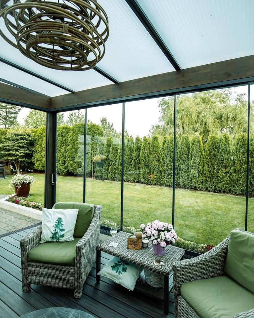 the top 99 enclosed patio ideas