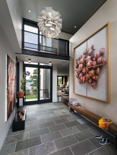 top 50 best entryway tile ideas foyer