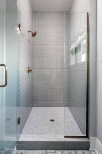 Top 50 Best Subway Tile Shower Ideas - Bathroom Designs
