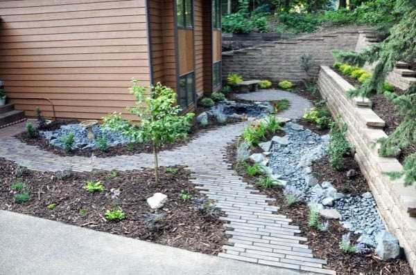 paver walkway ideas