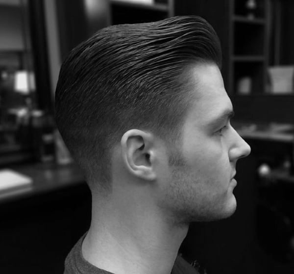Comb Over Fade Haircut For Men  40 Masculine Hairstyles