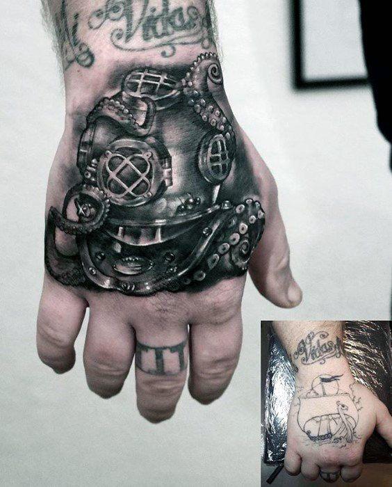 Patriotic Hand Tattoo : patriotic, tattoo, Tattoo, Cover, Ideas, [2021, Inspiration, Guide]