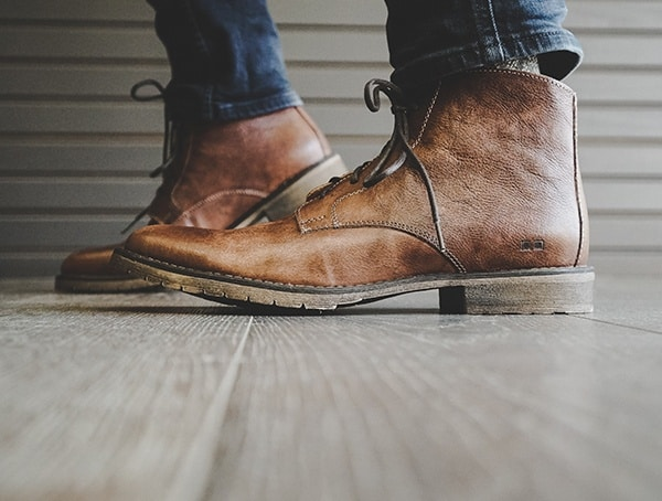 Men's Leather Bed Stu Hoover II and Protege Boots Leather Shoes Review 2