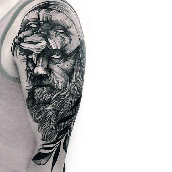 Sketch Tattoo Drawings For Men