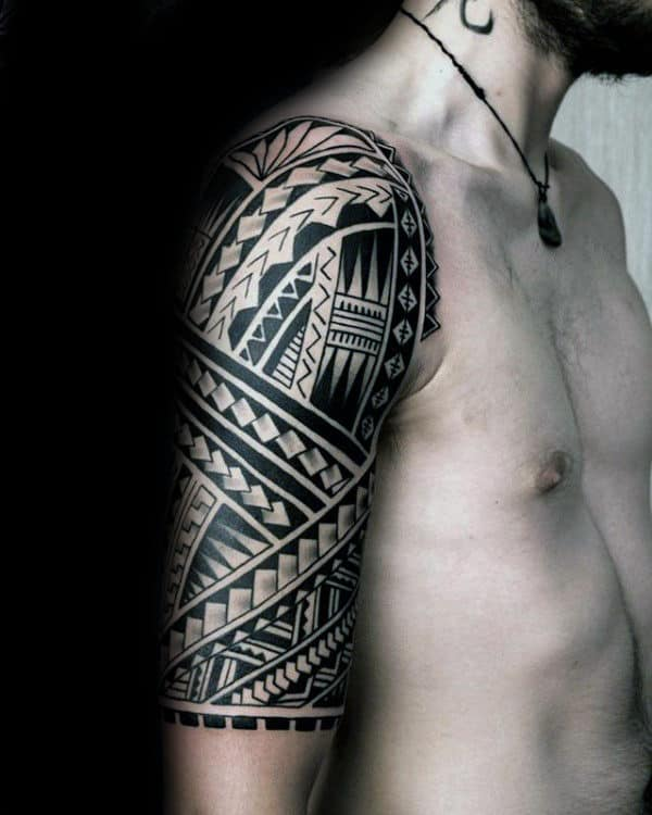 75 Simple Tattoos For Men And Women You Will Love Half Sleeve