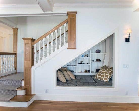 Busssi50 Beautiful Understairs Small Space Storage Ideas Today   Best Staircase Design For Small Space   Traditional   Mezzanine   Stairway   Cabinet   Outdoor