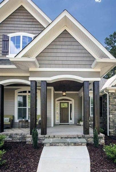 Top 60 Best Exterior House Siding Ideas  Wall Cladding Designs
