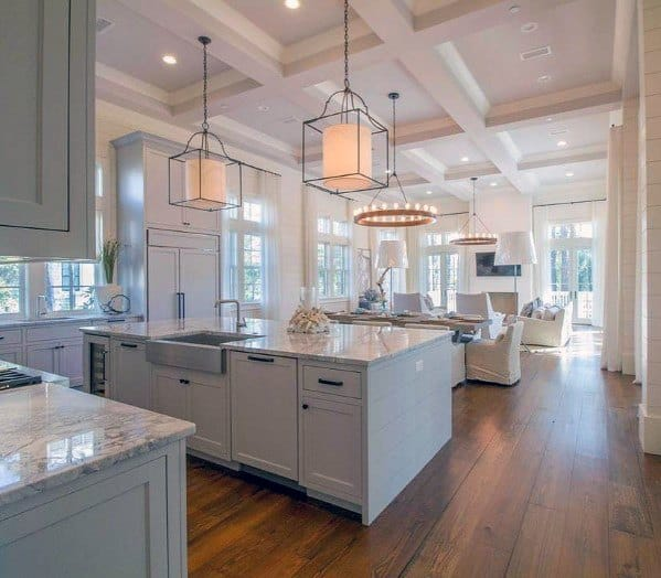 kitchen ceilings american standard country sink top 75 best ceiling ideas home interior designs