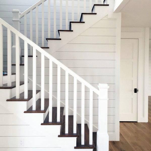 Top 70 Best Stair Railing Ideas Indoor Staircase Designs   Wooden Staircase Handle Designs   Balusters   Stainless Steel   Stair Case   Modern Stair Railings   Stair Parts