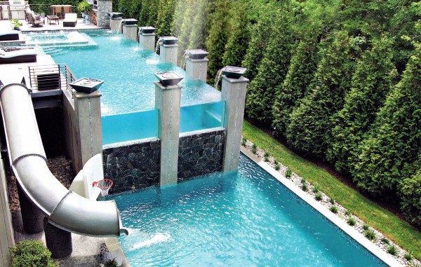 75 Swimming Pool Designs For Men Cool Ideas To Soak In