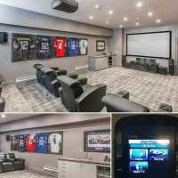 60 Basement Man Cave Design Ideas For Men - Manly Home ...