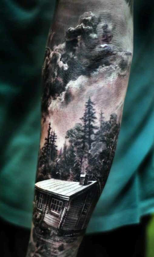 Ideas For Half Sleeve Tattoos For Men