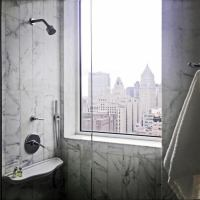 Top 70 Best Shower Window Ideas - Bathroom Natural Light