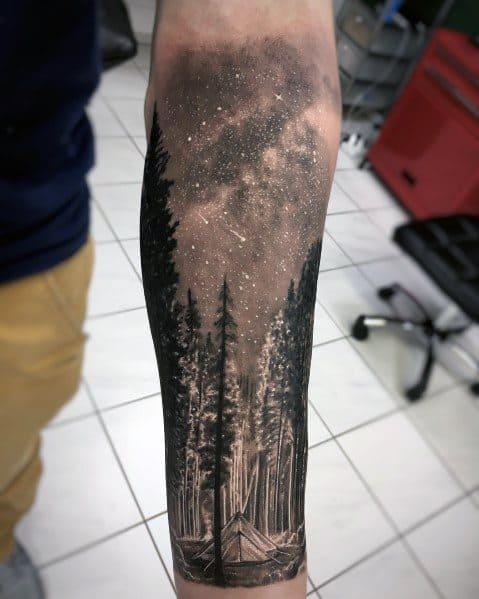 Tree Tattoos For Men : tattoos, Tattoo, Ideas