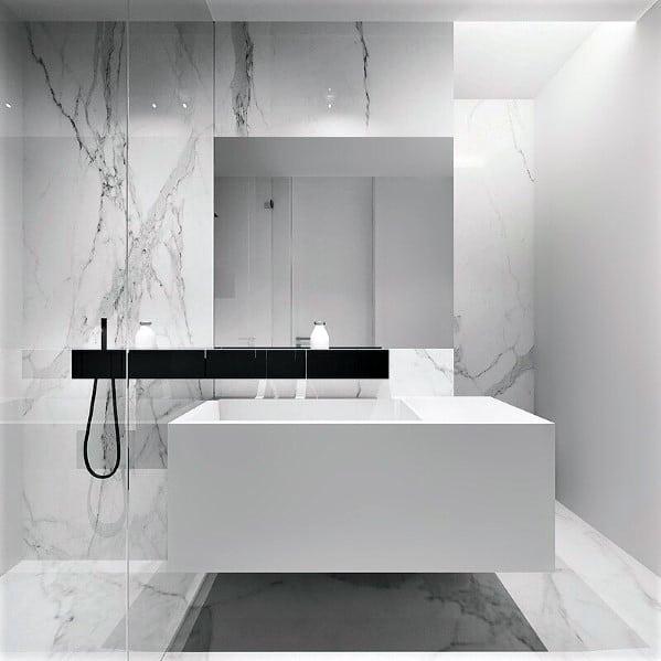 top 60 best white bathroom ideas home