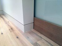 Top 40 Best Modern Baseboard Ideas - Luxury Architectural ...