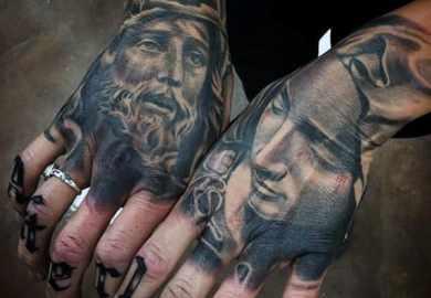 Hand Tattoo Ideas Tattoo Designs You