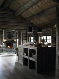Top 60 Best Log Cabin Interior Design Ideas - Mountain ...