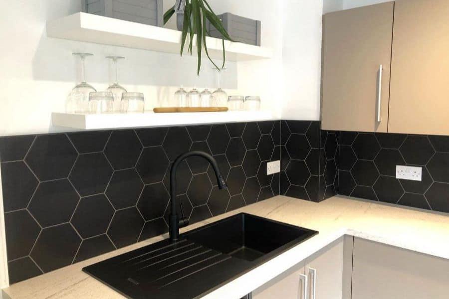the top 43 kitchen tile ideas