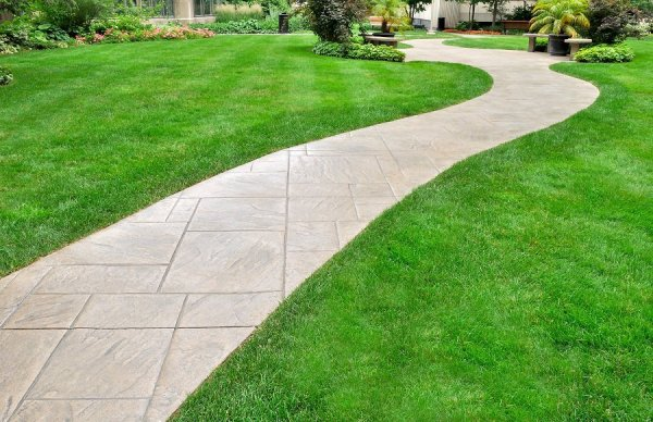 walkway ideas - unique