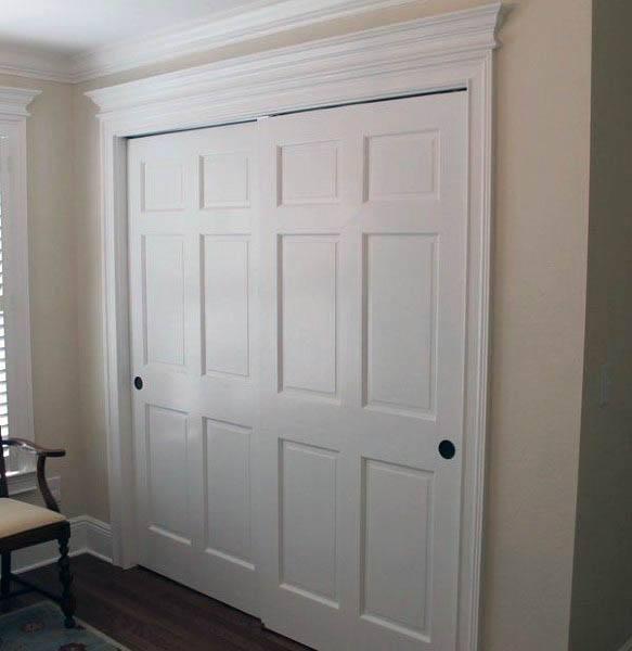 Top 50 Best Closet Door Ideas