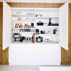 Large Kitchen Pantry Funnel Top 70 Best Ideas Organized Storage Designs