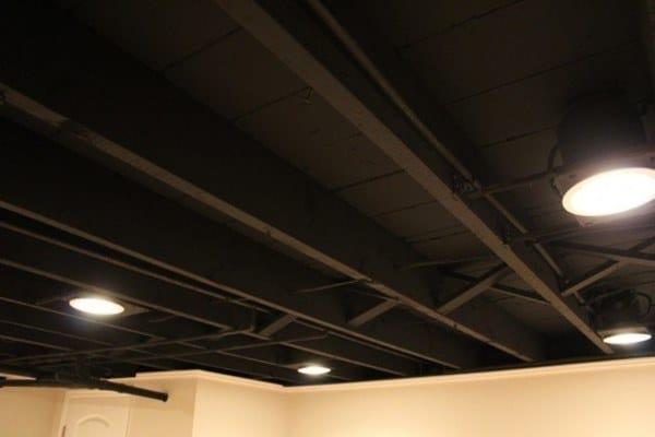 top 60 best basement lighting ideas
