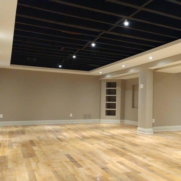 Top 60 Best Basement Lighting Ideas Illuminated Interior Designs