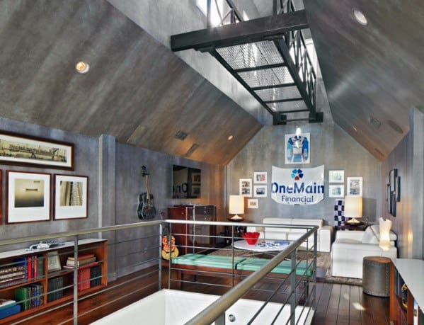 50 Awesome Man Caves For Men  Masculine Interior Design Ideas