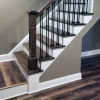 Top 70 Best Basement Stairs Ideas   Staircase Designs