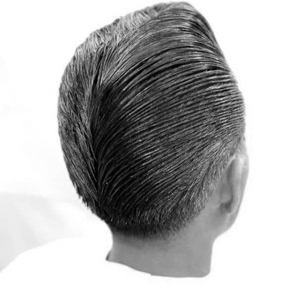 Ducktail Haircut For Men 30 Ducks Arse Hairstyles
