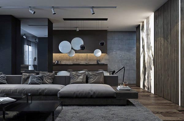 decor pictures of living rooms warm colors for room paint 100 bachelor pad ideas men masculine designs male home