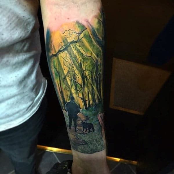 20 Cool Sleeve Tattoos Arm Trees Ideas And Designs