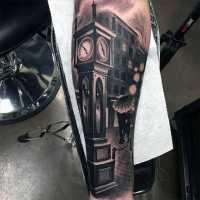 100 Inner Arm Tattoos For Men - Masculine Design Ideas