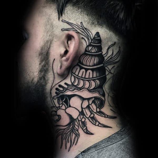 Hook Tattoos Fish Tribal